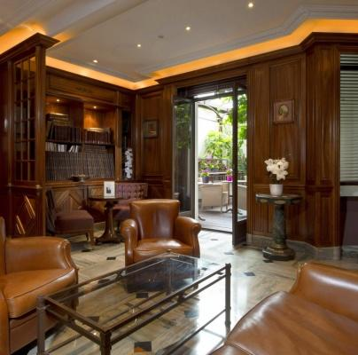 BEST WESTERN PREMIER Hôtel Trocadéro la Tour – Lounge