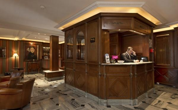 Hotel Trocadero La Tour - Reception