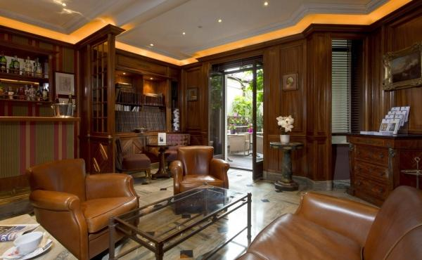 Hotel Trocadero La Tour Paris - Lounge