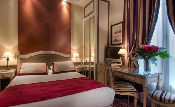 BEST WESTERN PREMIER Hôtel Trocadéro la Tour – Klassik-Zimmer