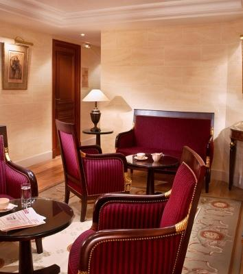 Meeting room in Hotel Trocadero La Tour  in Paris