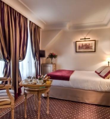 BEST WESTERN PREMIER Hôtel Trocadéro la Tour – Habitación Superior