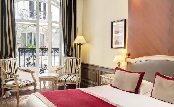 BEST WESTERN PREMIER Hôtel Trocadéro la Tour – Superior Room